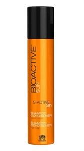 Шампунь для волос и тела Farmagan Bioactive Sun & Fitness S-active Sh Shampoo Conditioner, 250 мл. с маслом жожоба
