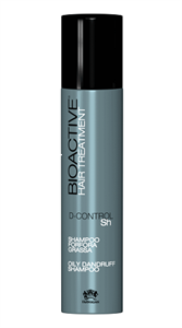 Шампунь против жирной перхоти Farmagan Bioactive Treatment D-control Oily Dandruff Shampoo, 250 мл.