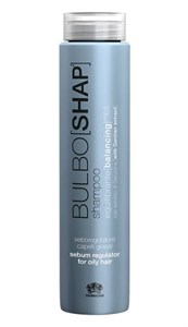 Балансирующий шампунь для жирных волос Farmagan Bulboshap Balancing Shampoo For Oily Hair купить в магазине «МногоЛаков»