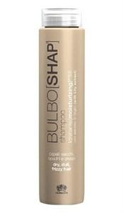 Увлажняющий шампунь для сухих, тусклых и вьющихся волос Farmagan Bulboshap Moisturizing Shampoo купить в магазине «МногоЛаков»
