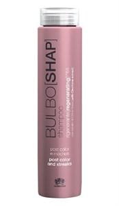 Регенерирующий шампунь Farmagan Bulboshap Shampoo Regenerating Post Color, 250 мл. для для окрашенных и мелированных волос