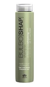Освежающий шампунь для волос и тела Farmagan Bulboshap Refereshing Shampoo, 250 мл. для частого использования