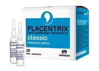 Стимулирующий лосьон Farmagan Placentrix Classic Intensive Action Ampoules, 100 мл. в ампулах против выпадения волос
