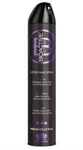 Лак для волос Farmagan Bioactive Styling Hyper Hair Spray, 400 мл. экстра сильной фиксации