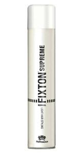 Лак для волос Farmagan Fixton Supreme Normal Hair Spray, 500 мл. нормальной фиксации