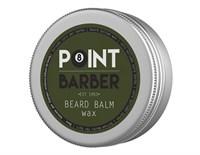 Воск-бальзам для бороды Farmagan Point Barber Beard Balm Wax, 50 мл. с маслом Ши
