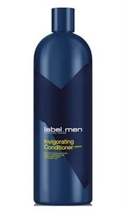 Укрепляющий кондиционер label.men Invigorating Conditioner, 1000 мл. для мужских волос