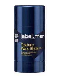 Текстурирующий воск-стик label.men Texture Wax Stick, 40 мл. для укладки волос