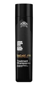 Шампунь активный уход label.m Treatment Shampoo, 300 мл. для окрашенных и химически обработанных волос