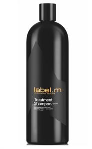 Шампунь активный уход label.m Treatment Shampoo, 1000 мл. для окрашенных и химически обработанных волос
