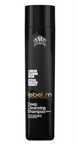 Шампунь глубокая очистка label.m Deep Cleansing Shampoo, 300 мл. против жирности волос