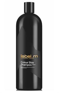 Шампунь защита цвета label.m Colour Stay Shampoo, 1000 мл. для окрашенных волос