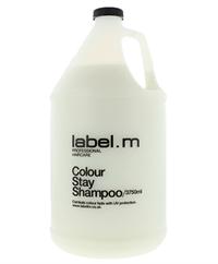 Шампунь защита цвета label.m Colour Stay Shampoo, 3750 мл. для окрашенных волос