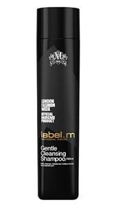 Шампунь мягкое очищение label.m Gentle Cleansing Shampoo, 300 мл. для всех типов волос