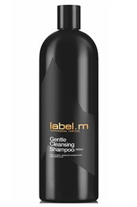 Шампунь мягкое очищение label.m Gentle Cleansing Shampoo, 1000 мл. для всех типов волос