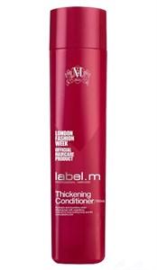 Кондиционер для объёма label.m Thickening Conditioner, 300 мл. для тонких волос