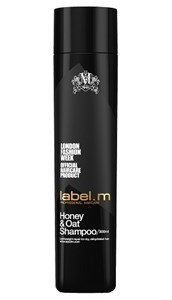 Шампунь питательный label.m Honey & Oat Shampoo, 300 мл. для сухих и поврежденных волос