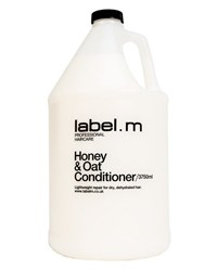 Кондиционер питательный label.m Honey & Oat Conditioner, 3750 мл. для сухих и поврежденных волос