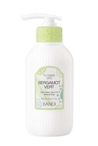 "Лосьон для рук BANDI Flower Vita Lotion Bergamot Vert, 250 мл. ""Бергамот"""
