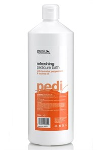 Ванна для ног Strictly Professional Refreshing Pedicure Bath, 1000 мл. с эфирными маслами