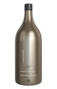 Шампунь увлажняющий Farmagan Bioactive Hydra Sh Moisturizing Shampoo, 1500 мл. с гиалуроновой кислотой