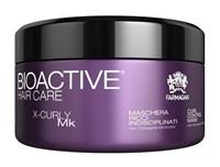 Маска для вьющихся волос Farmagan Bioactive X-curly Mk Curl Control Mask, 500 мл. с гидролизованным коллагеном
