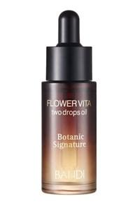 Масло двухфазное BANDI Flower Vita Two Drops Oil Botanic Signature, 20 мл. для кутикулы