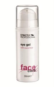 Гель для контура глаз Strictly Eye Gel, 30 мл. с огурцом