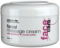 Крем для массажа лица Strictly Facial Massage Cream, 450 мл. с белым чаем и алоэ
