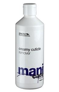 Крем для удаления кутикулы Strictly Professional Mani Care Creamy Cuticle Remover, 500 мл.