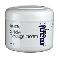 Крем массажный для кутикулы Strictly Professional Mani Care Cuticle Massage Cream, 450 мл.