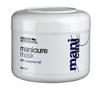Маска для рук Strictly Professional Mani Care Manicure Mask, 450 мл. с камфорным маслом