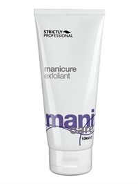Скраб для рук Strictly Professional Mani Care Manicure Exfoliant, 100 мл.