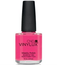 CND VINYLUX #134 Pink Bikini,15 мл.- лак для ногтей Винилюкс №134