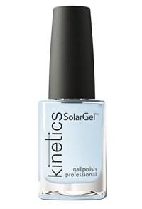 "Лак для ногтей Kinetics SolarGel №228 Sugar Blue, 15 мл. ""Голубой сахар"""