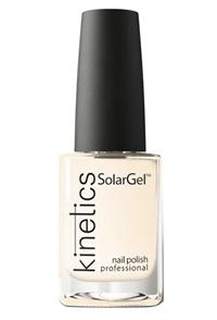 """Лак для ногтей Kinetics SolarGel #230 Ever Cream, 15 мл. """"Всегда крем"""""""