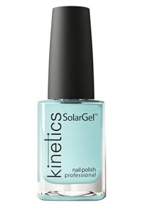 """Лак для ногтей Kinetics SolarGel #278 Mint sky, 15 мл. """"Мятное небо"""""""