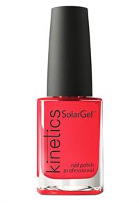 """Лак для ногтей Kinetics SolarGel #281 Expensive Pink, 15 мл. """"Дорогой розовый"""""""