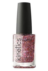 """Лак для ногтей Kinetics SolarGel Stardust №303, 15 мл. """"Звёздная пыль"""""""