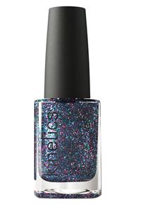 "Лак для ногтей Kinetics SolarGel #304 Glitter Storm, 15 мл. ""Блестящий шторм"""