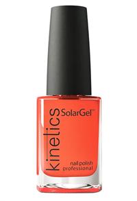"Лак для ногтей Kinetics SolarGel #307 Spritz Apperol, 15 мл. ""Брызги аперитива"""
