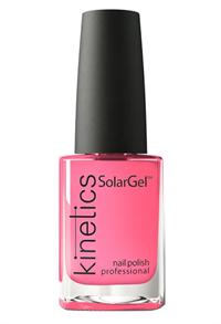 "Лак для ногтей Kinetics SolarGel #308 Raspberry Mojito, 15 мл. ""Малиновый мохито"""