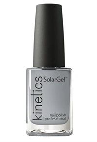 """Лак для ногтей Kinetics SolarGel #345 Iceland Grey, 15 мл. """"Серая Исландия"""""""