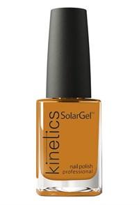 """Лак для ногтей Kinetics SolarGel #511 Golden Hour, 15 мл. """"Золотой час"""""""