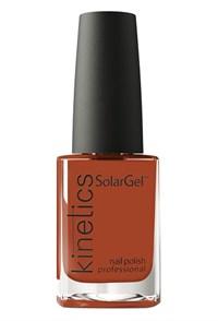 """Лак для ногтей Kinetics SolarGel #512 Umber Crave, 15 мл. """"Жажда коричневого"""""""
