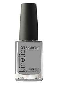 "Лак для ногтей Kinetics SolarGel #514 Ash Feels, 15 мл. ""Будто пепел"""