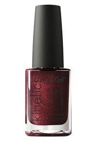 "Лак для ногтей Kinetics SolarGel #516 My Glower, 15 мл. ""Сердитый взгляд"""