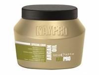 Питательная маска KAYPRO Argan Oil Mask, 500 мл. с маслом арганы для сухих, тусклых, безжизненных волос