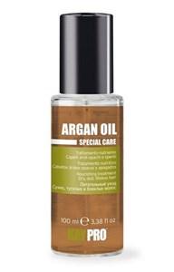 Питательный уход KAYPRO Argan Oil Treatment, 100 мл. с маслом арганы для сухих, тусклых и безжизненных волос