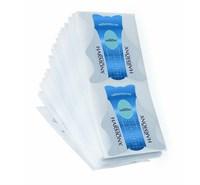 Формы HARMONY Nail Forms, 100 шт. бумажные одноразовые для наращивания ногтей